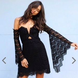 THURLEY Love Lost Lace Dress
